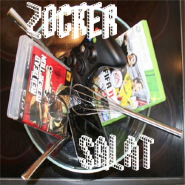 Zockersalat - Alle Zutaten für einen gesunden Spielepodcast